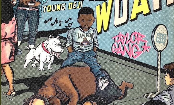 "Young Deji – ""Lil Woah"" Mixtape Stream"