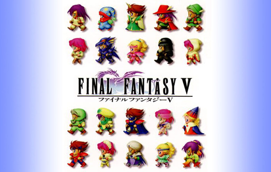 Final Fantasy V – (EEZ Game Review)